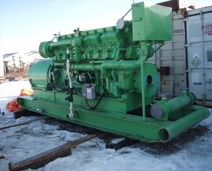 Caterpillar G399LCNA Generator Set