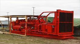 Waukesha L5788G Generator Set