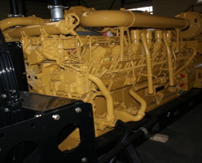 CAT 3516B Generator Set