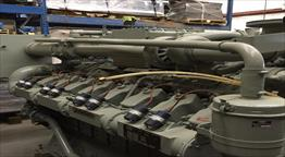 2002 Waukesha P48 Generator Set