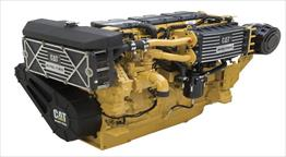 2011 Caterpillar C18 Marine Engine