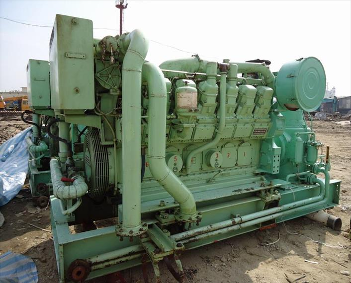 Caterpillar 3512 STD Engine