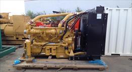New Caterpillar C18 Engine