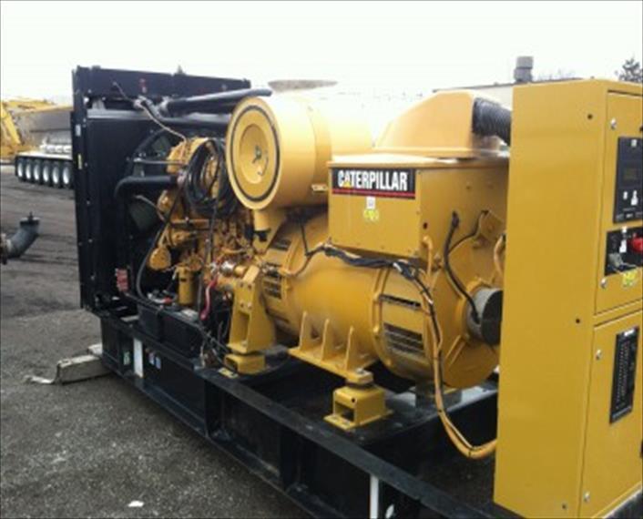 2006 Caterpillar C18 DITA Generator Set