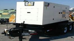 2008 Caterpillar XQ100-6 Generator Set