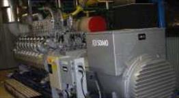 2012 MTU GXC1550 Generator Set