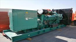 2012 Cummins KTA50-G3 Generator Set