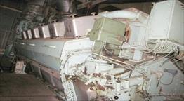 1994 Wartsila 12V32E Generator Set