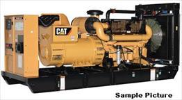 2011 CAT C18 Generator