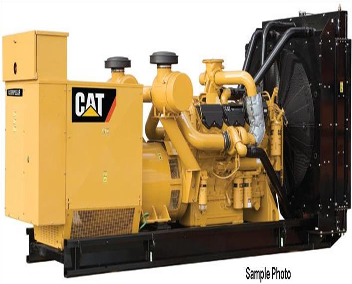 2011 Caterpillar C27 Generator Set