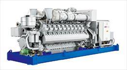 2012 MTU AOE 20V4000L62 Generator Set