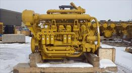 2012 Caterpillar 3512C-HD Engine