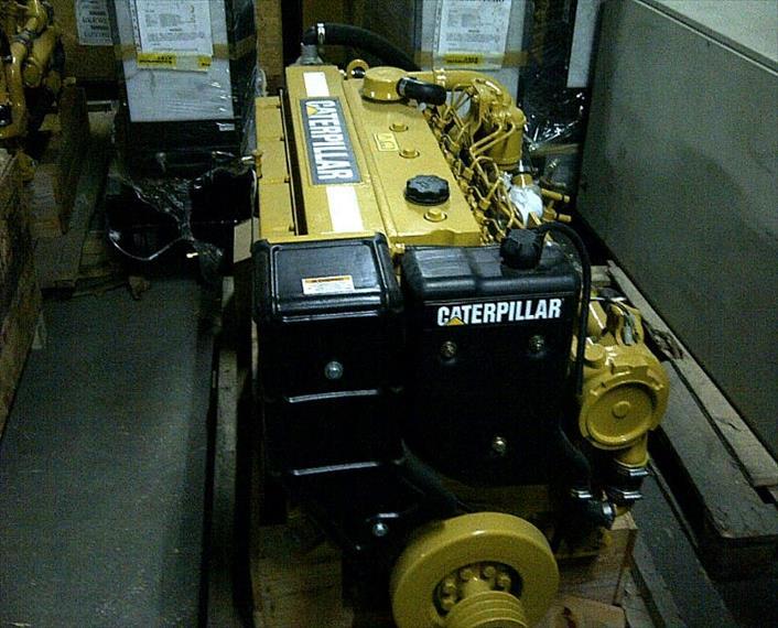 2010 Caterpillar 3056 Engine