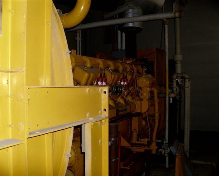 Caterpillar G399 Generator Set