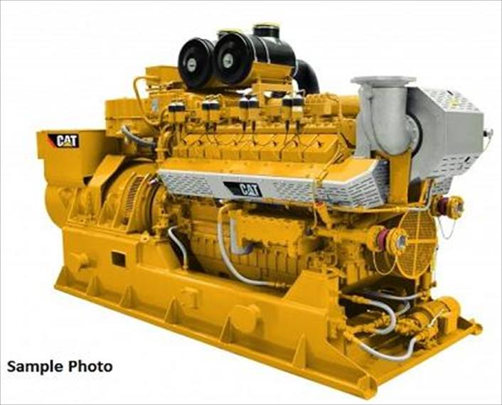 2016 Caterpillar CG132 16 Generator Set