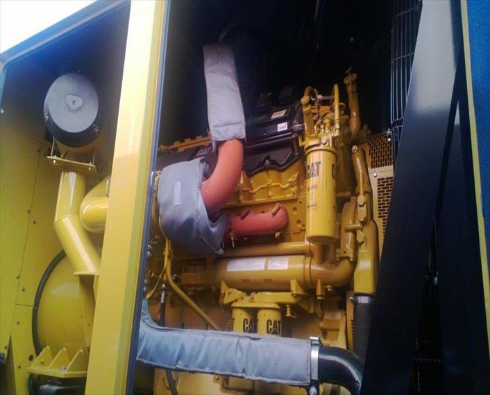 Caterpillar C27 Generator Set