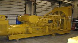 1985 Caterpillar 3512 Generator Set