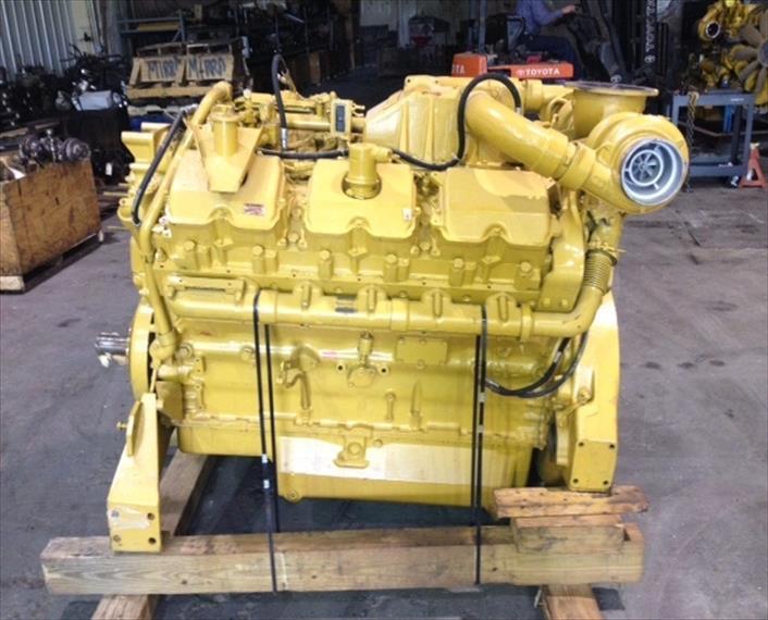 CAT 3412E Engine