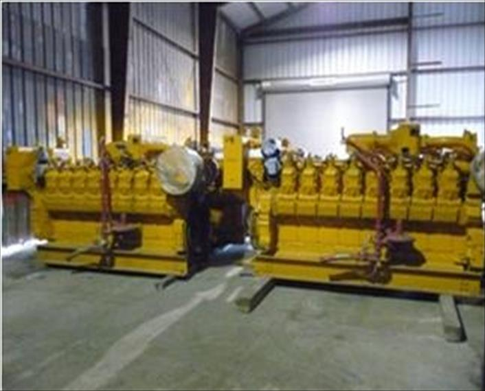 1994 Caterpillar G3516 SITA Engine