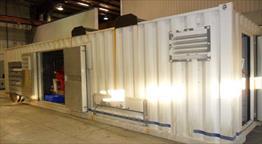 2002 Waukesha VGF H24GSID Generator Set