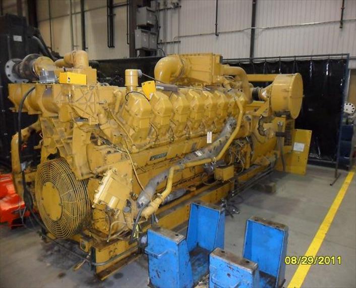 CAT G3516 Generator Set