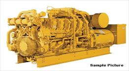 Caterpillar G3512 TA Generator Set