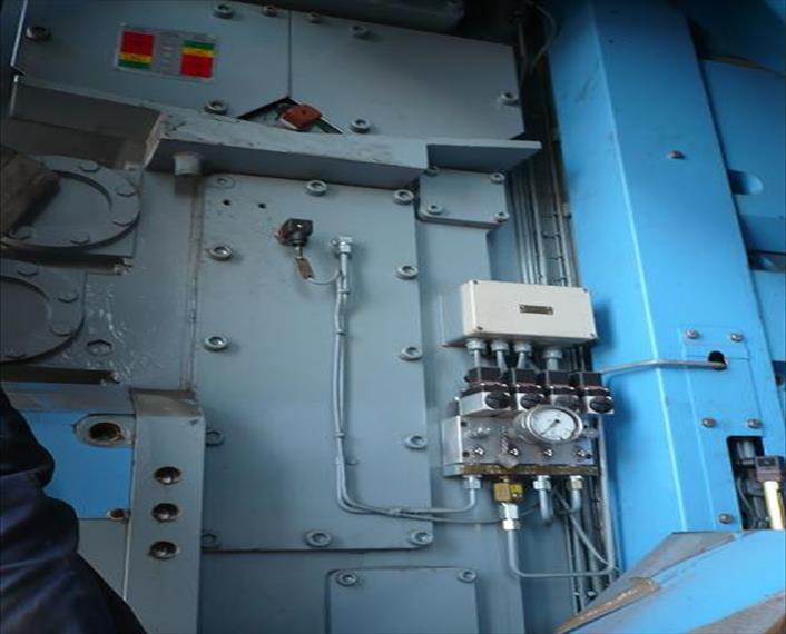 2010 MAN 9L 27 38 Generator Set