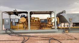 Caterpillar G3516TA Generator Set