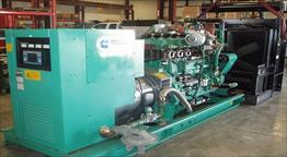 Cummins QSK19 Generator Set