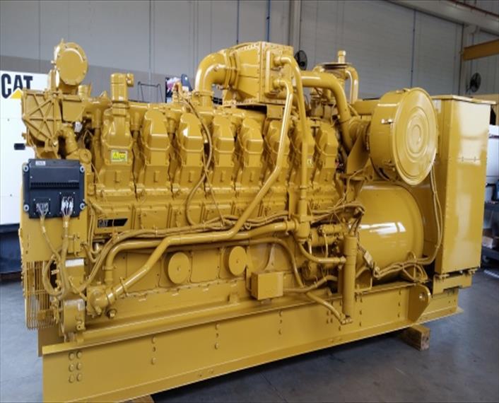 2010 Caterpillar G3516 LE Generator Set