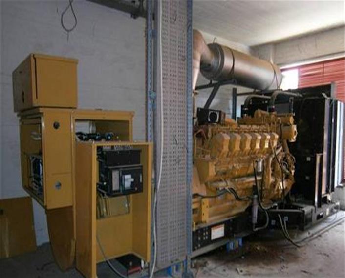 2001 Caterpillar 3512 DITA Generator Set