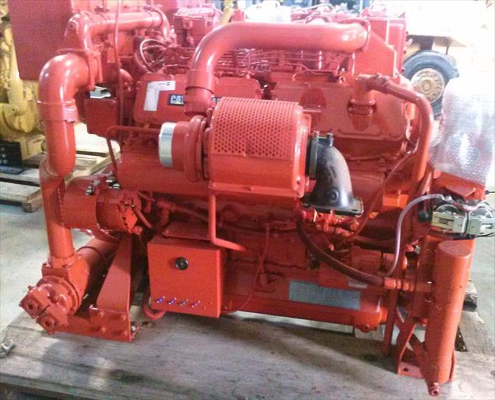 2010 Caterpillar 3412C DITA Engine