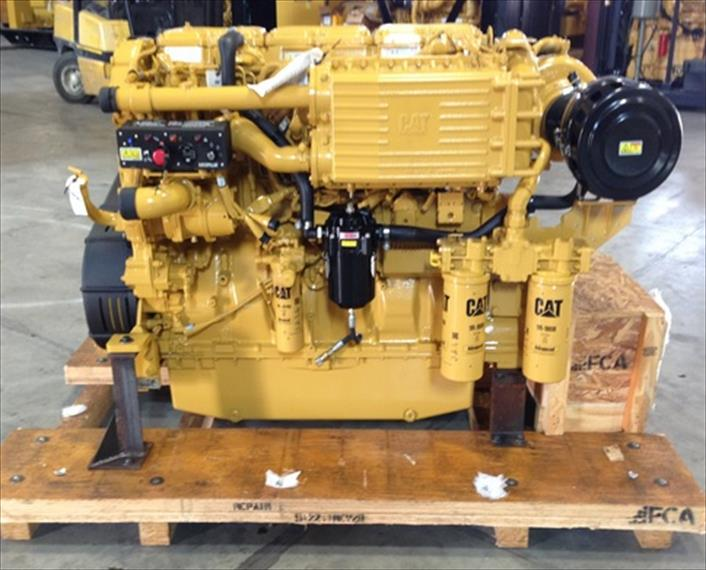 2013 Caterpillar C18 ACERT Engine