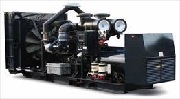 MTU 700 Generator Set