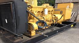 1993 Caterpillar 3406 Generator Set