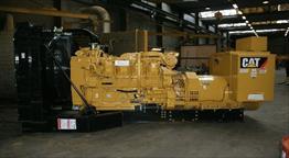 2007 Caterpillar 3508MUI Generator Set