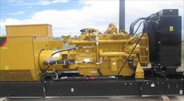 2013 Caterpillar G3406 TA Generator Set