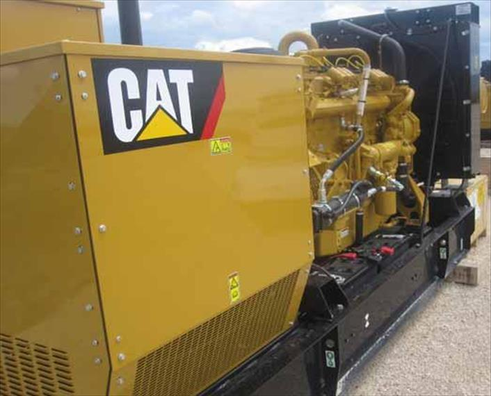 2013 Caterpillar G3406 TA Generator Set