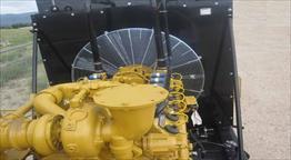 2013 Caterpillar G3412  Generator Set