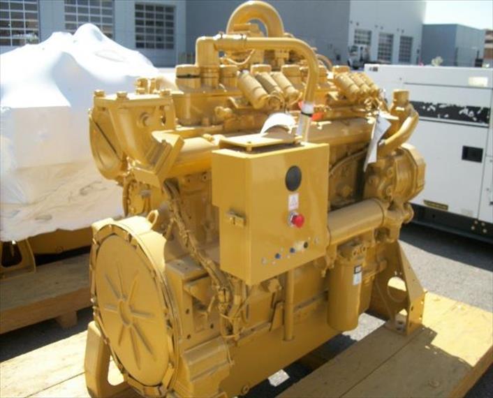 2011 Caterpillar G3406NA Engine