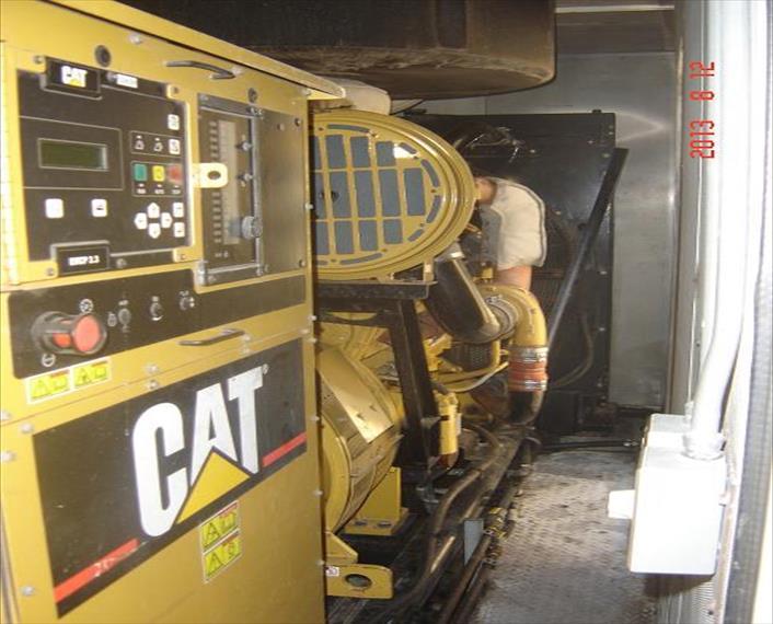 CAT XQ1000 Generator