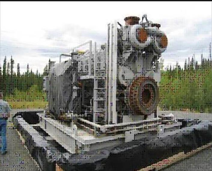 1988 Caterpillar 3612 Engine