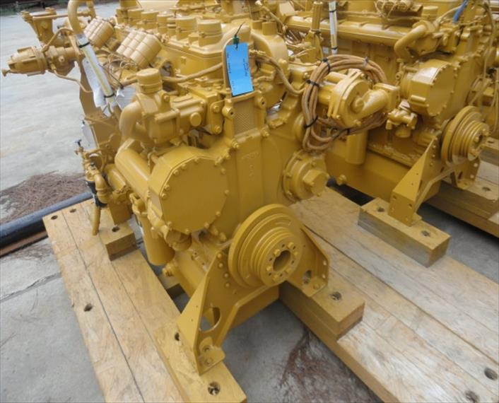 2013 Caterpillar G3406 TA Engine