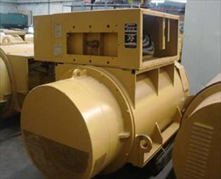 CAT SR4 Generator End