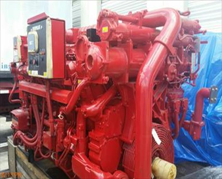 2009 CAT 3512B Engine