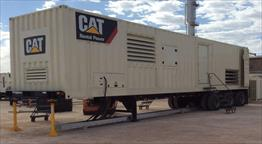 2012 CAT XQ1475G Generator Set