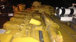 2006 Caterpillar 3512 Generator Set