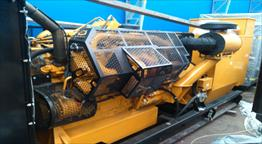 2011 Caterpillar 3412 Generator Set