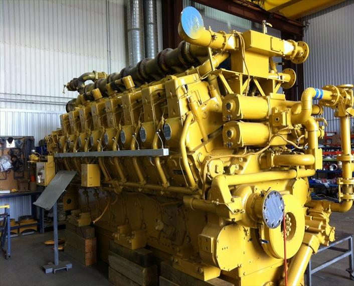 1994 Caterpillar G3616 Engine