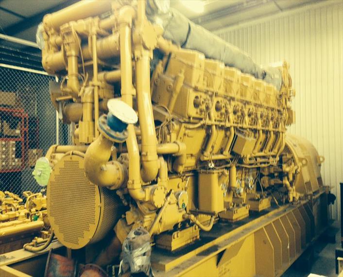 1998 Caterpillar G3612 Engine